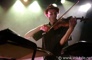Chapelier Fou - Concert L'Antipode (Rennes) 2009