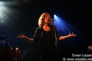 Julien Doré - Concert L' Omnibus (St Malo) 2011