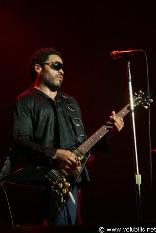 Lenny Kravitz - Concert Le Zenith (Paris) 2008