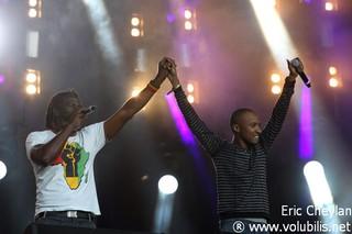 Tiken jah fakoly photos concerts sos racisme 2011 - Feu vert chateauroux ...